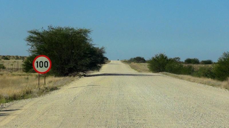 Wer sich traut, darf hier auch schnell fahren.
